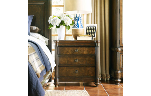 Legacy Classic Furniture - Nightstand - 5200-3100