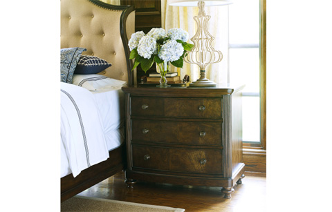 Legacy Classic Furniture - Bedside Chest - 5200-3200