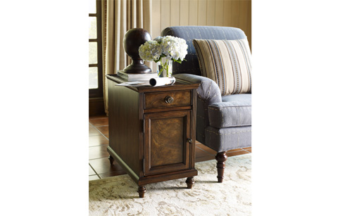 Legacy Classic Furniture - Chairside Table - 5200-507