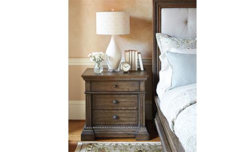 Legacy Classic Furniture - Nightstand - 5500-3100
