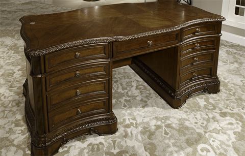 Legacy Classic Furniture - Executive Desk - 3100-509K