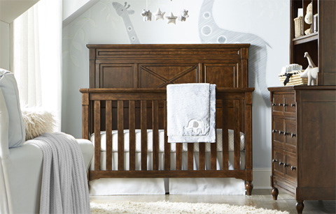 Image of Grow With Me Convertible Crib