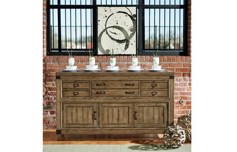 Legacy Classic Furniture - Credenza - 5610-151