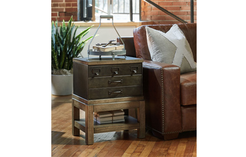 Legacy Classic Furniture - Toolbox End Table - 5610-505