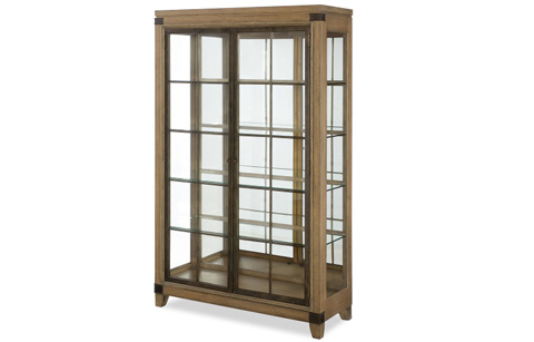 Legacy Classic Furniture - Bunching Display Cabinet - 5610-570