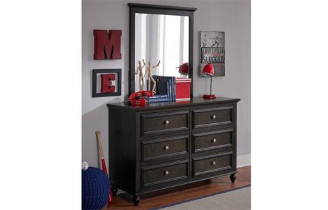 Legacy Classic Furniture - Dresser - 5810-1100