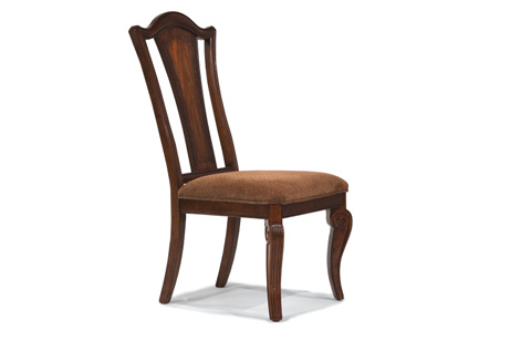 Image of Splat Back Side Chair