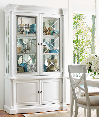 Image of Rachael Ray Display Cabinet