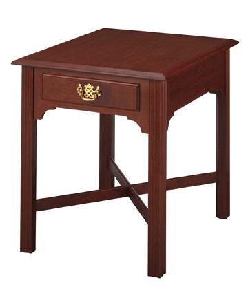 Leisters Furniture, Inc. - Rectangular End Table - 207