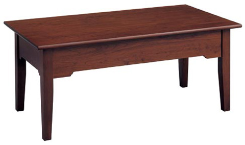 Leisters Furniture, Inc. - Rectangular Cocktail Table - 440