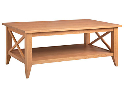 Leisters Furniture, Inc. - Rectangular Cocktail Table - 454