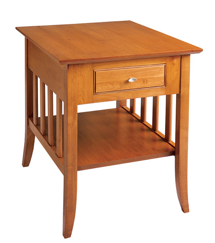 Leisters Furniture, Inc. - End Table - 487