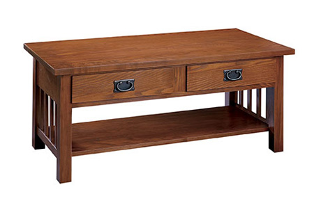 Leisters Furniture, Inc. - Rectangular Cocktail Table - 984