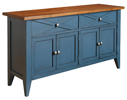 Image of Monterey Accent Cabinet