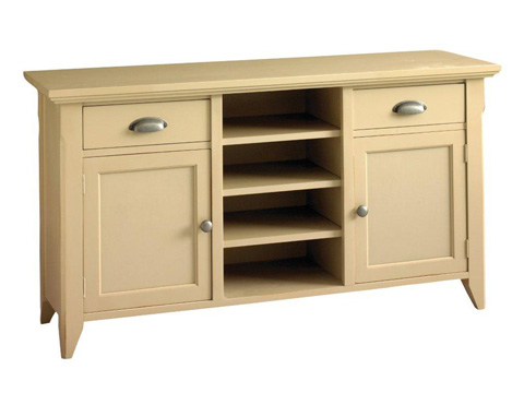 Image of Livingston Maple Accent Cabinet