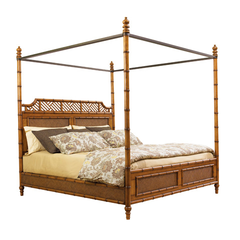 Image of West Indies Bed in King
