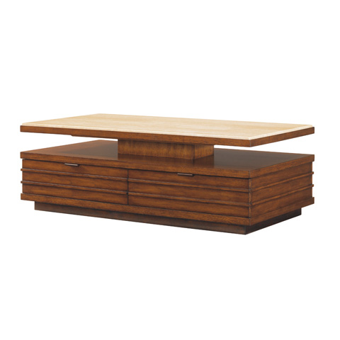 Tommy Bahama - Solstice Cocktail Table - 536-953C