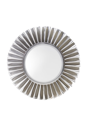 Image of Fontaine Round Mirror