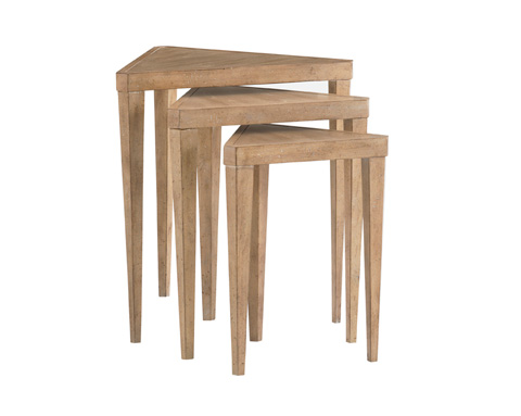 Image of Cupertino Triangular Nesting Tables