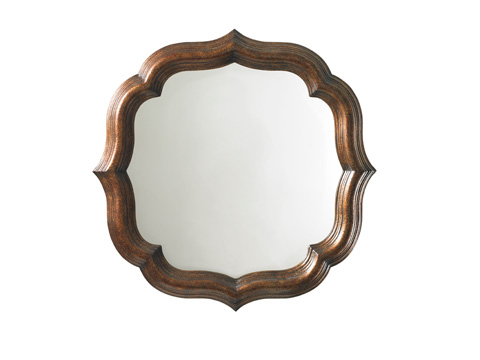 Image of Lotus Blossom Mirror