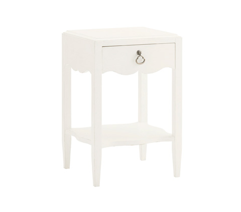 Image of Water Street Bedside Table
