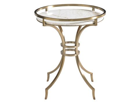 Lexington Home Brands - Onyx Lamp Table - 4211-801