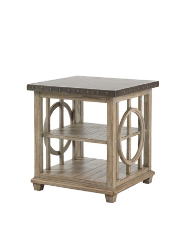 Image of Wyatt Lamp Table