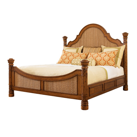 Image of Round Hill Bed 6/6 King
