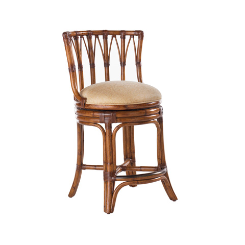 Image of South Beach Swivel Counter Stool