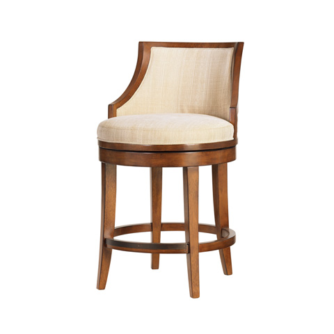 Image of Cabana Swivel Counter Stool