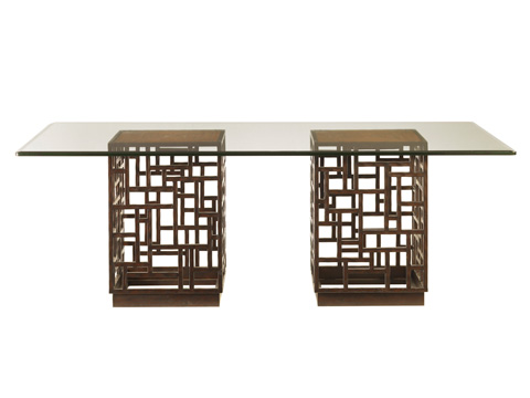 Tommy Bahama - South Sea Table Base - 536-875