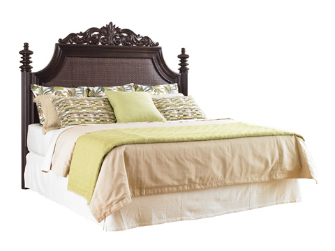 Tommy Bahama - Harbour Point Headboard 6/6 King - 537-134HB