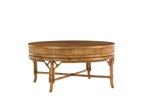 Image of Oyster Cove Round Cocktail Table