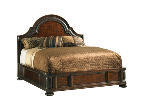 Image of Cavallino Platform Bed 6/6 King