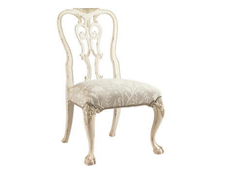 Lexington Home Brands - Oxford Square Side Chair - 4011-462-201511