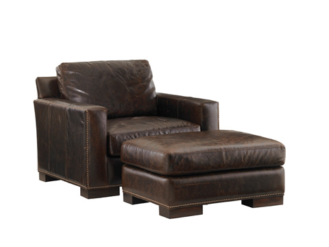 Image of Reuben Leather Chair