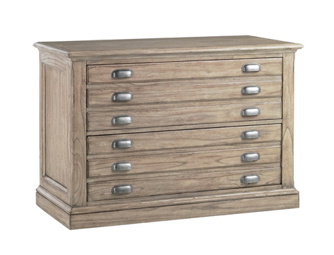 Image of Johnson File Chest