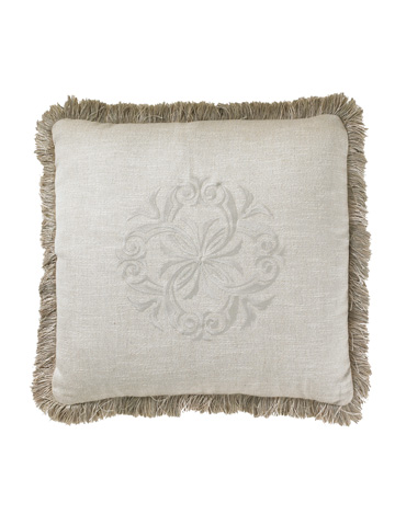 Image of 20 Signature Pillow - Linen