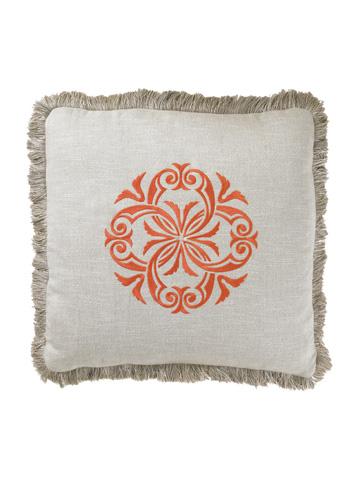Image of 20 Signature Pillow - Tangerine