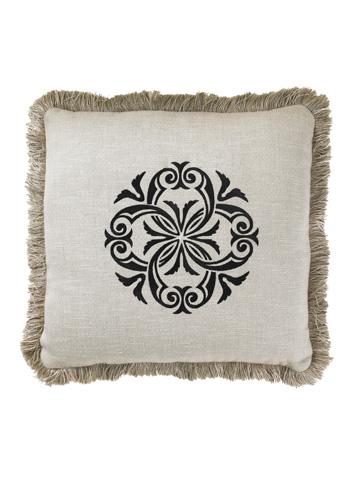 Image of 20 Signature Pillow - Black