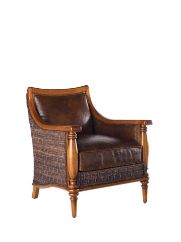 Tommy Bahama - Agave Leather Chair - LL1695-11