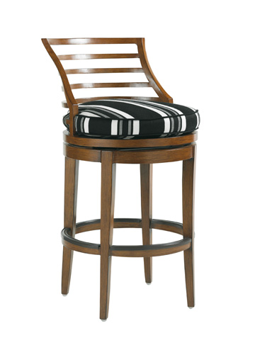 Image of Swivel Bar Stool