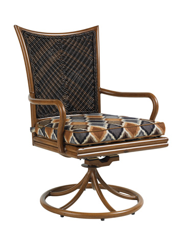 Tommy Bahama - Swivel Rocker Dining Chair - 3170-13SR