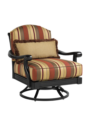 Image of Swivel Lounge Chair