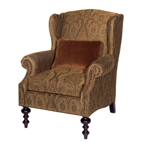 Tommy Bahama - Wells Wing Chair - 7105-11