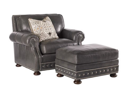 Tommy Bahama - Devon Leather Chair - LL7221-11