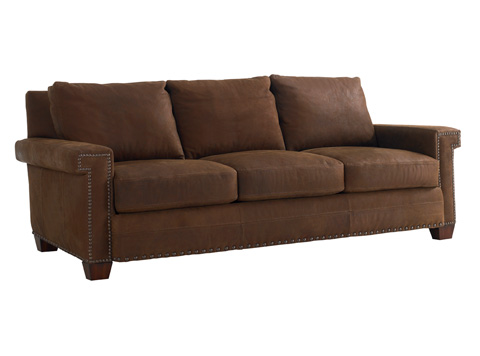 Tommy Bahama - Torres Leather Sofa - LL7542-33