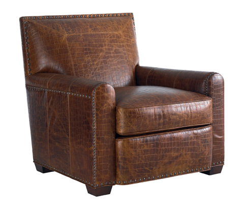 Tommy Bahama - Stirling Park Leather Chair - LL7576-11