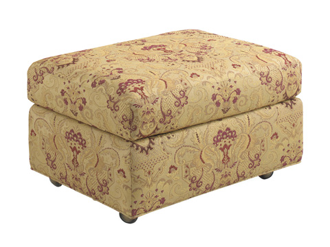 Lexington Home Brands - Angelica Ottoman - 7770-44