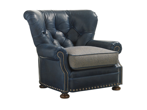 Image of Elle Leather Chair